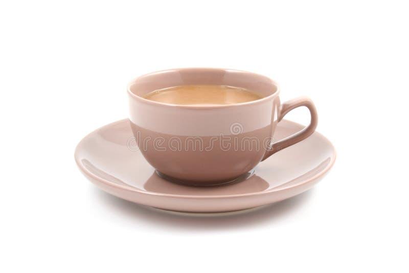 Café quente fotografia de stock