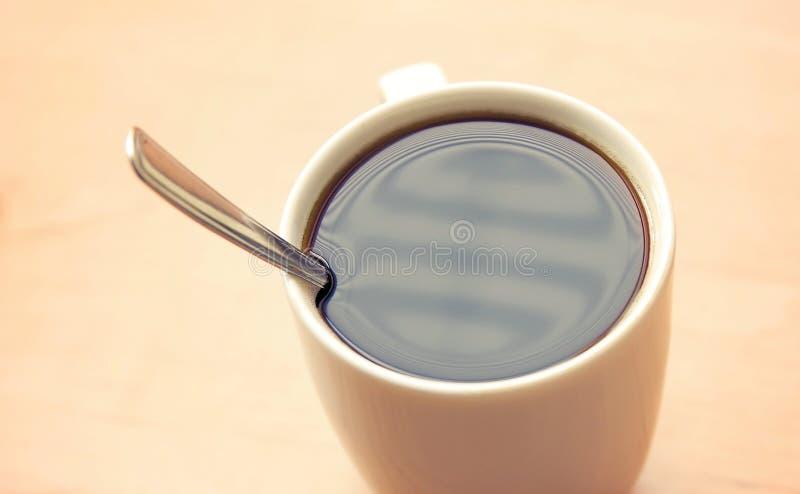 Café retro do estilo foto de stock royalty free