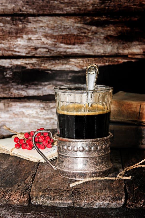Café sólo imagen de archivo libre de regalías