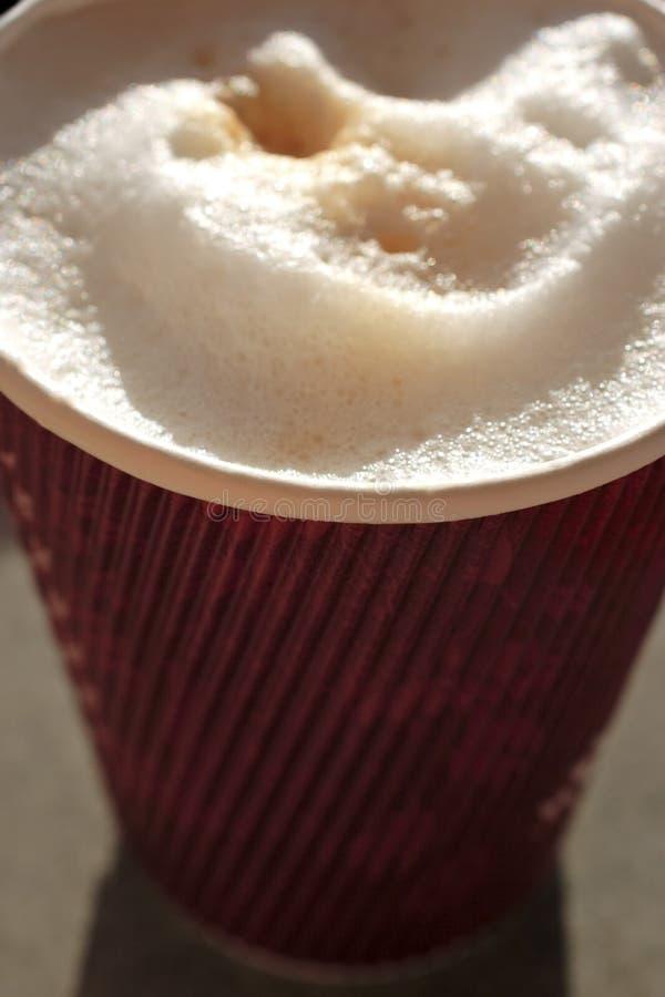 Café Takeout fotografia de stock royalty free