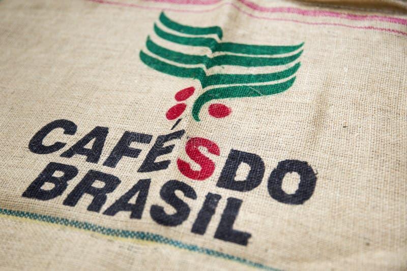 Café tun Brasilien stockfotos
