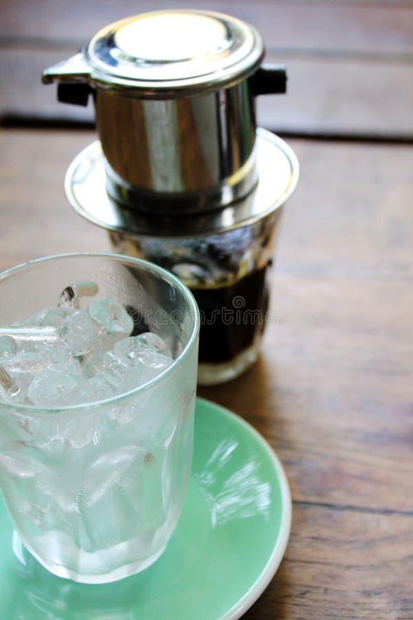 Café vietnamien images stock