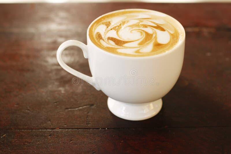 Café y arte del café foto de archivo