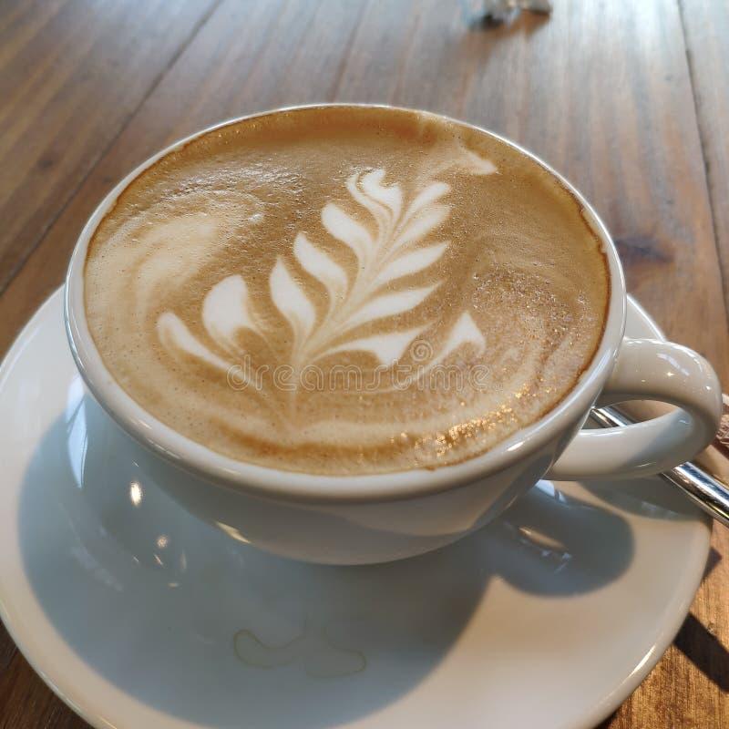 Caf? de Latte foto de stock