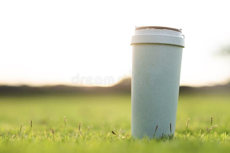 Caf? mug imagem de stock royalty free