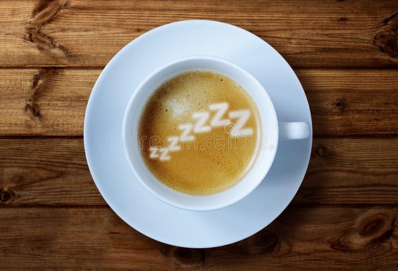 Cafeína de la mañana fotografía de archivo