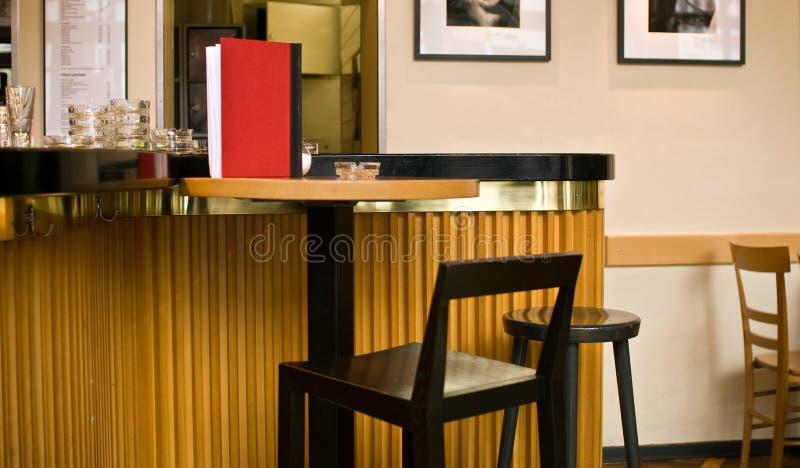 Cafe fotografering för bildbyråer