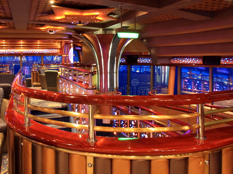 Download Cafe on the cruise ship stock photo. Image of relaxation - 6140134