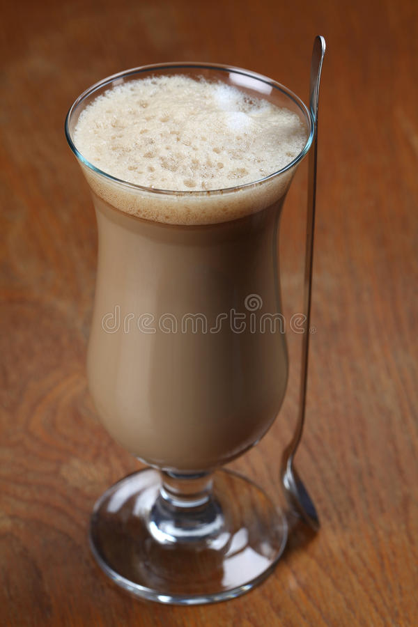 Download Cafe latte stock photo. Image of decaffeinated, fancy - 16449500
