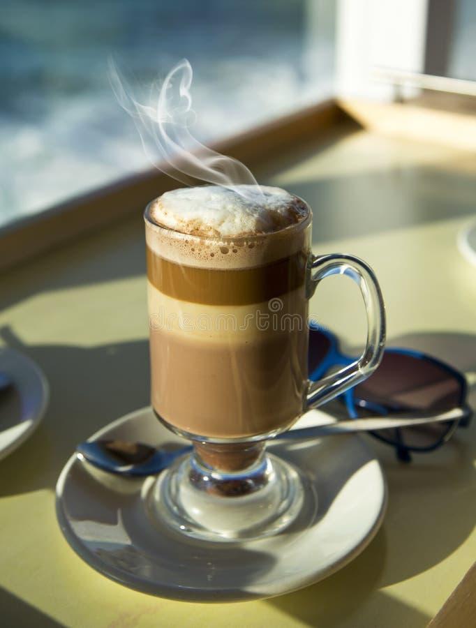 Cafe mocha royalty free stock image