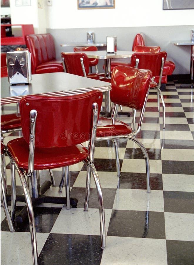 cafe reto obraz royalty free