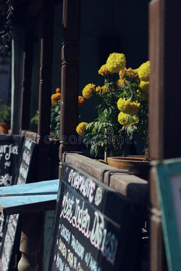 Cafe shop royalty free stock images
