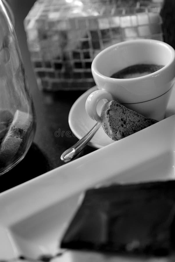 Cafe society stock photo