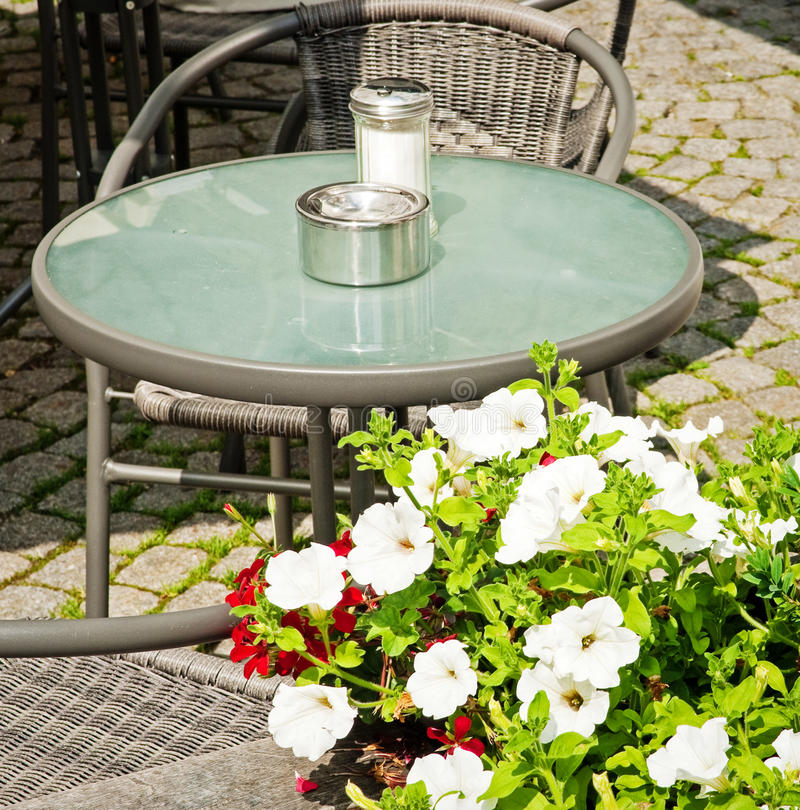 Download Cafe stock photo. Image of rustic, chair, idyllic, outdoor - 30791754