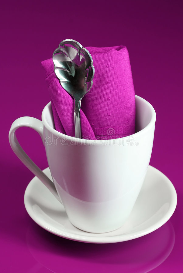 Download Cafe Table Setting stock image. Image of entertaining - 4168021