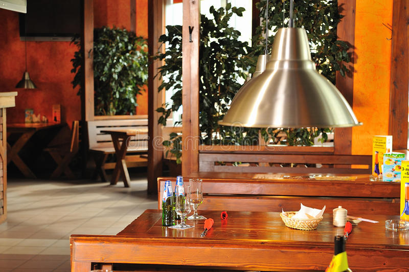 Download Cafe view stock image. Image of bistro, comfortable, table - 22152147