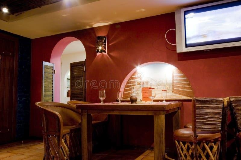cafe wnętrze zdjęcie royalty free