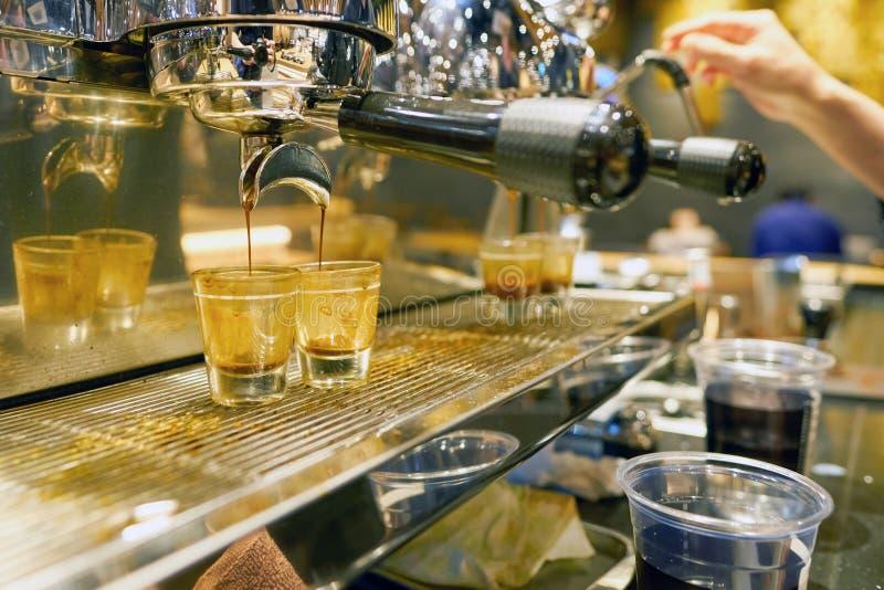 Cafetaria de Starbucks foto de stock