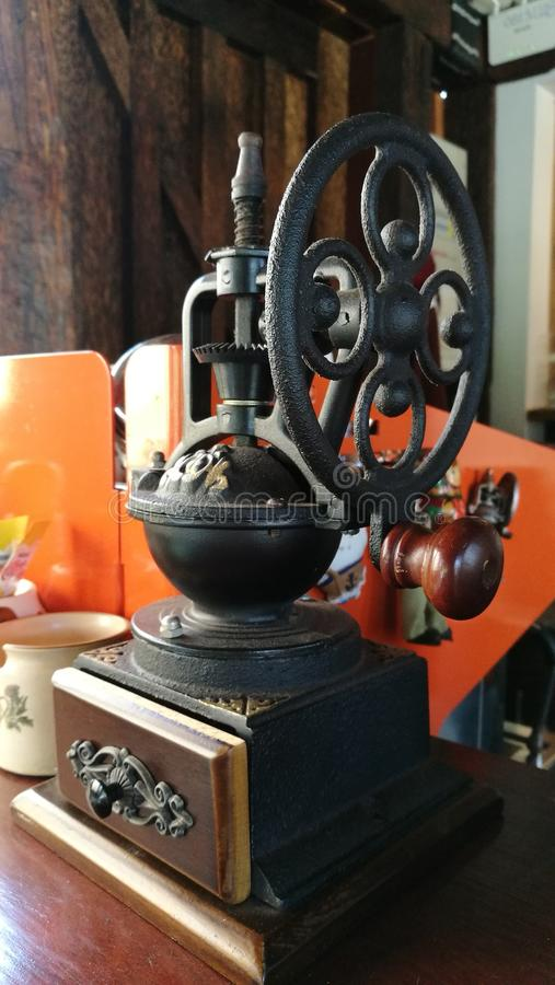 cafetera foto de archivo libre de regalías