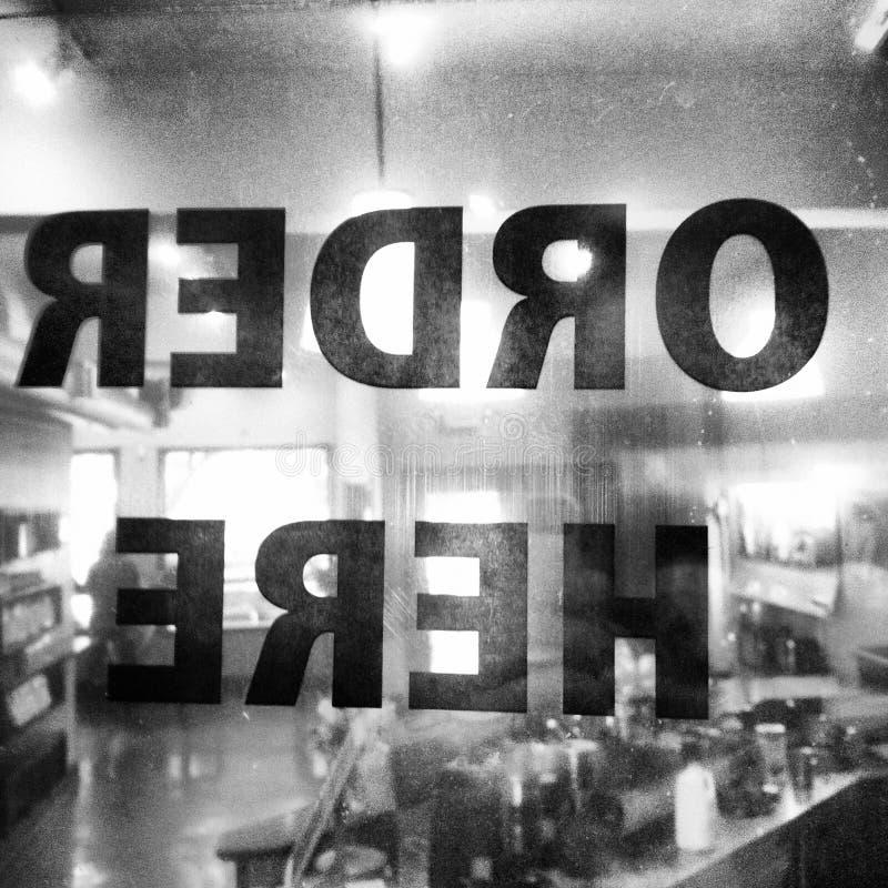 Cafeteria Window Free Public Domain Cc0 Image