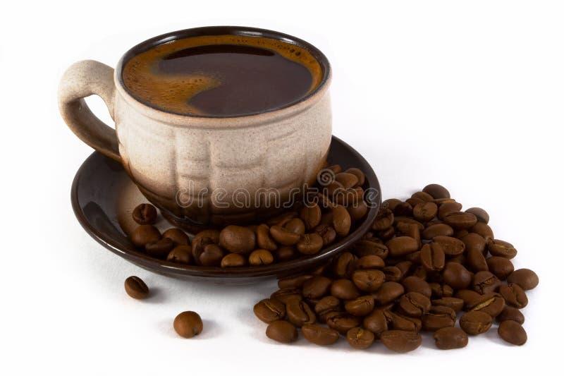 Download Caffè fotografia stock. Immagine di fine, secco, closeup - 3884142