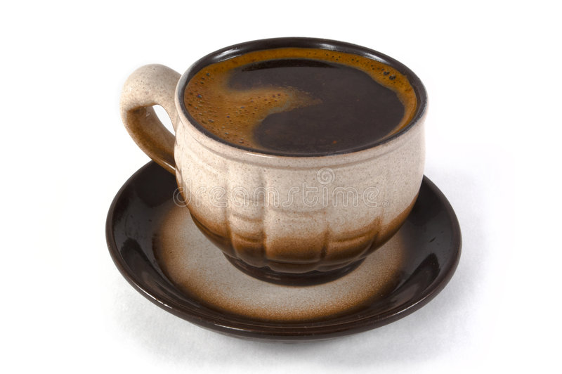 Download Caffè fotografia stock. Immagine di aroma, nero, frantumazione - 3889102