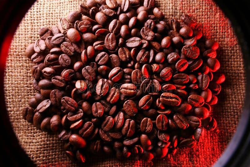 Download Caffè fotografia stock. Immagine di arrostito, torrefazione - 7313626