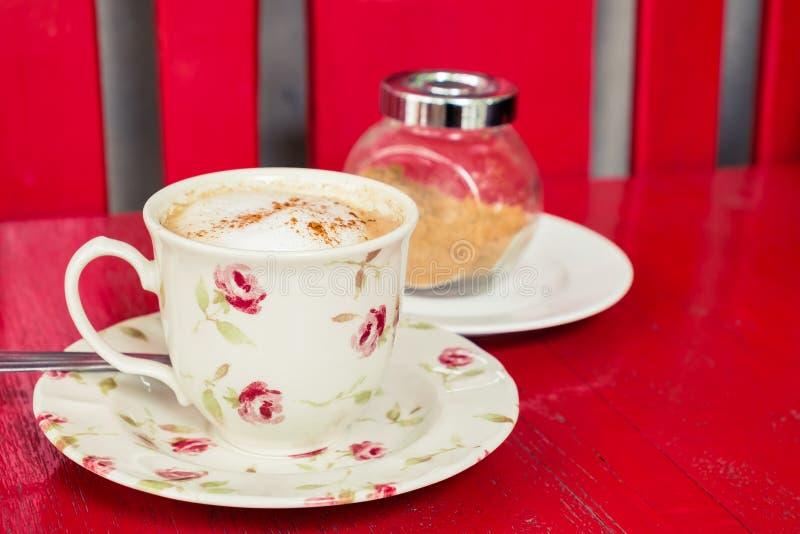 Caffè d'annata immagini stock libere da diritti
