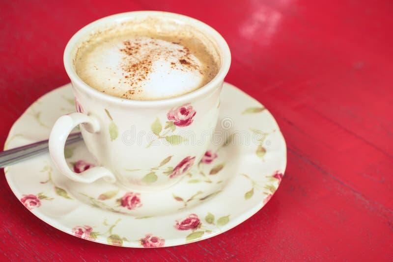 Caffè d'annata fotografia stock