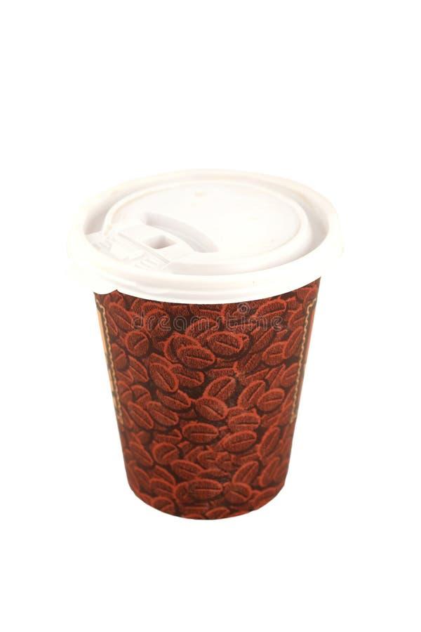 Caffè da portar via fotografie stock libere da diritti