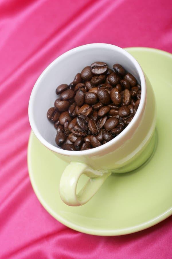 Caffè di modo fotografie stock