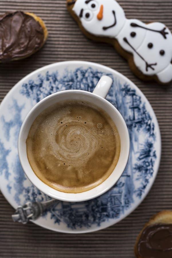 Caffè dolce fotografie stock libere da diritti