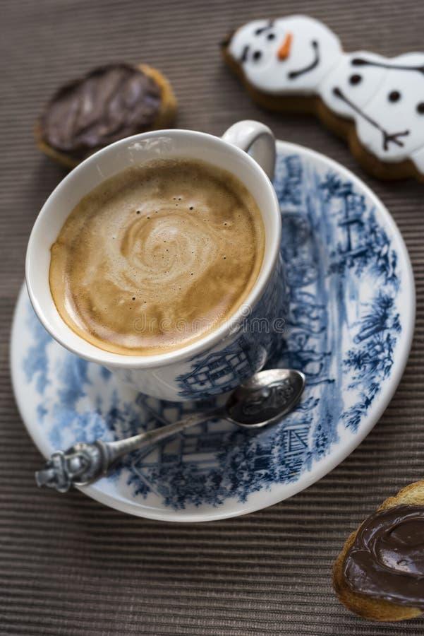 Caffè dolce immagini stock libere da diritti