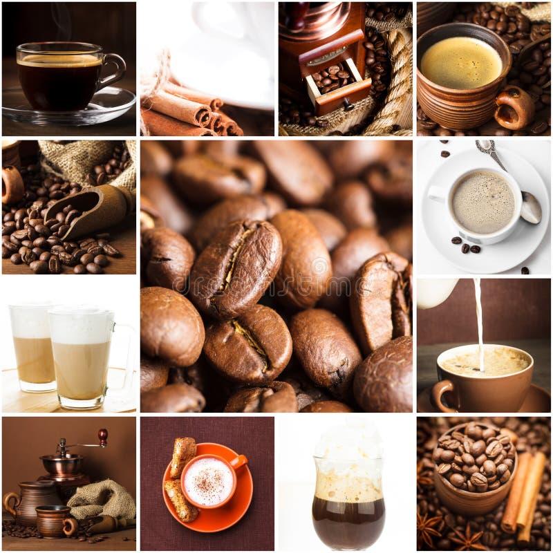 Caffè e fagioli immagine stock