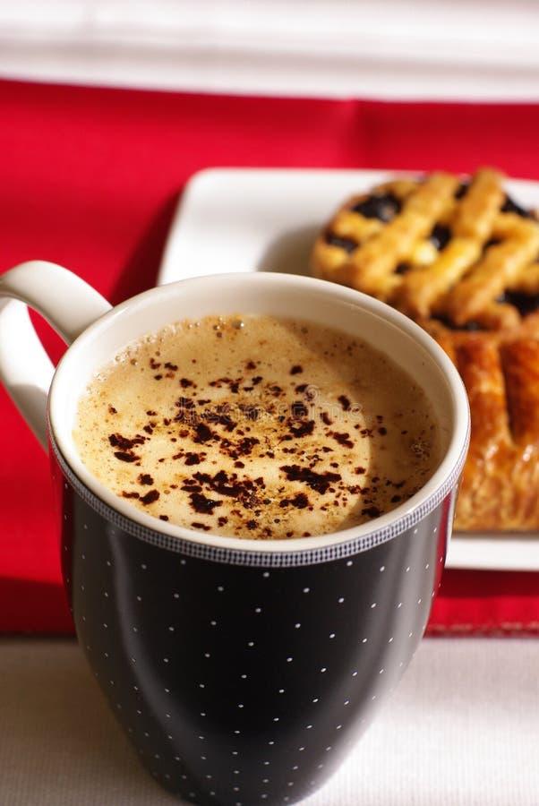 Caffè e torte immagine stock libera da diritti