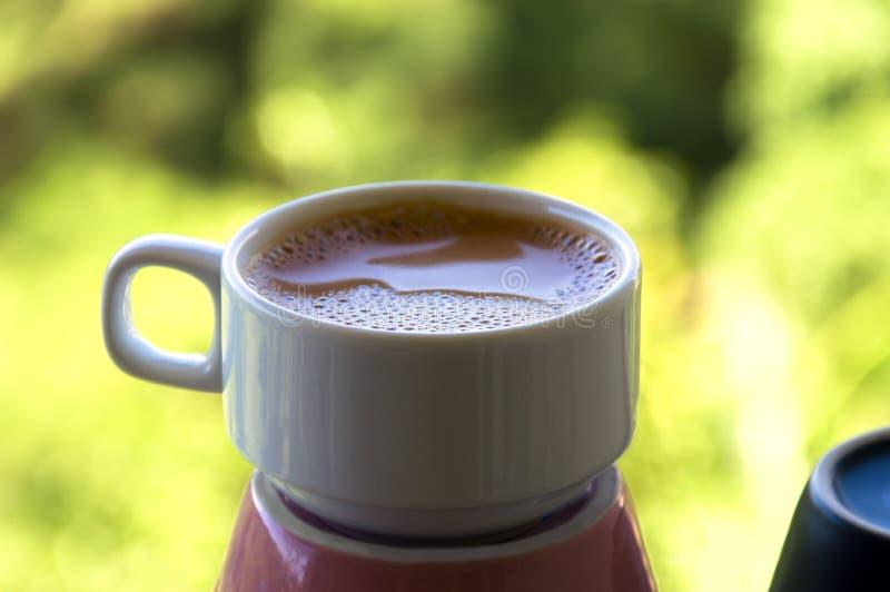 Caffè espresso di estate fotografia stock