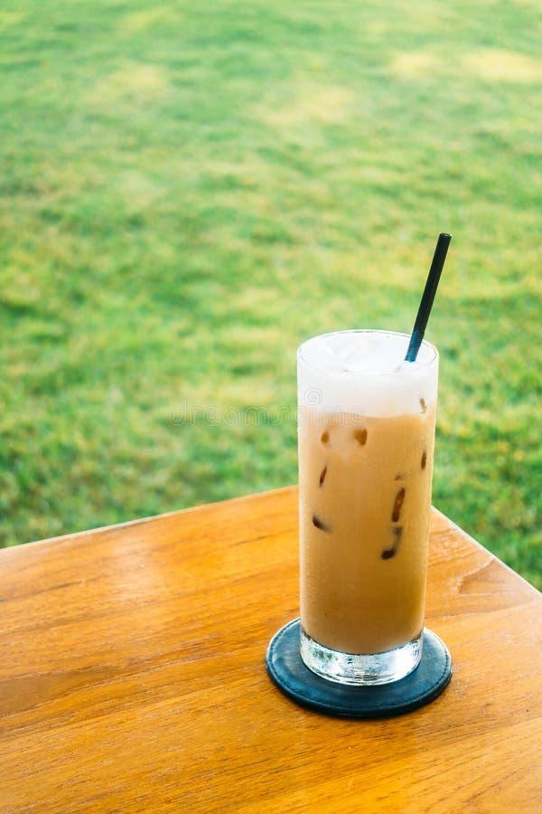 Caffè ghiacciato fotografie stock