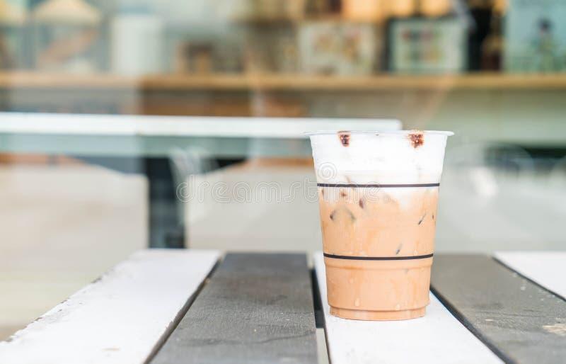 caffè ghiacciato di mocca immagini stock