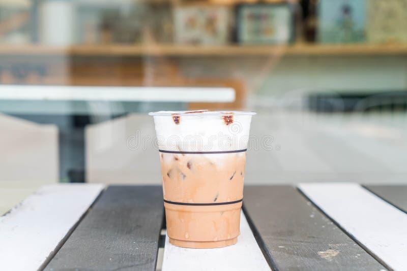 caffè ghiacciato di mocca immagine stock