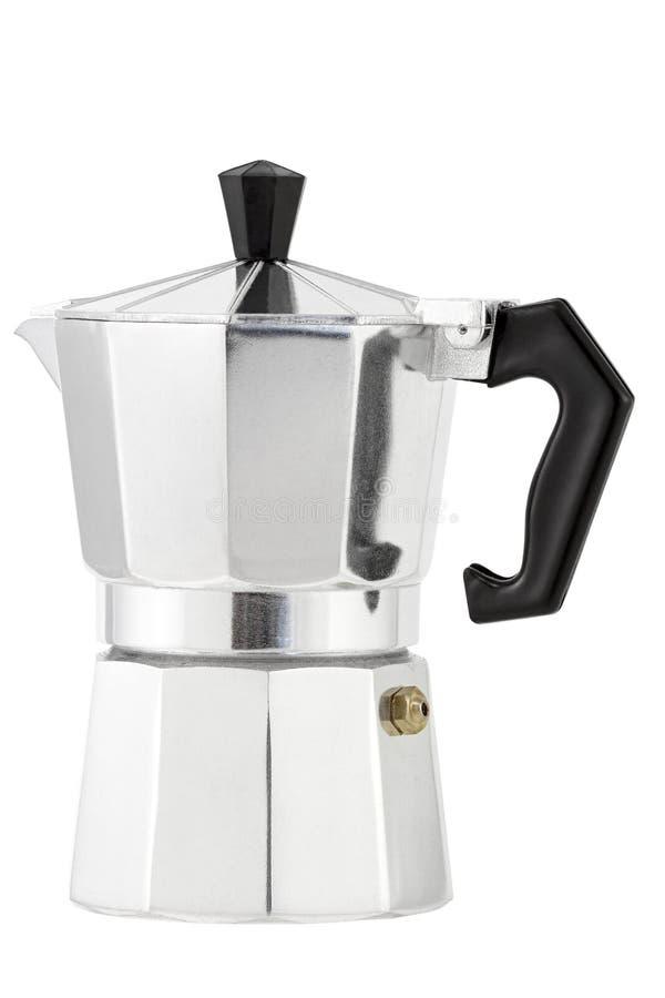 Caffè italiano del caffè espresso fotografie stock libere da diritti