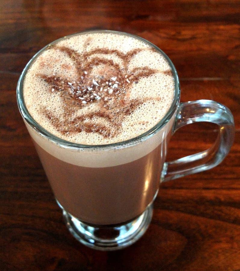 Caffè operato fotografia stock libera da diritti
