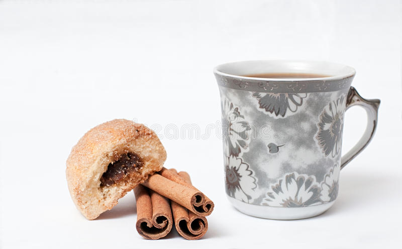Caffè-rompa immagine stock