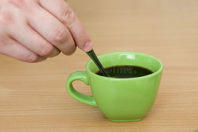 Caffè-rompa immagini stock