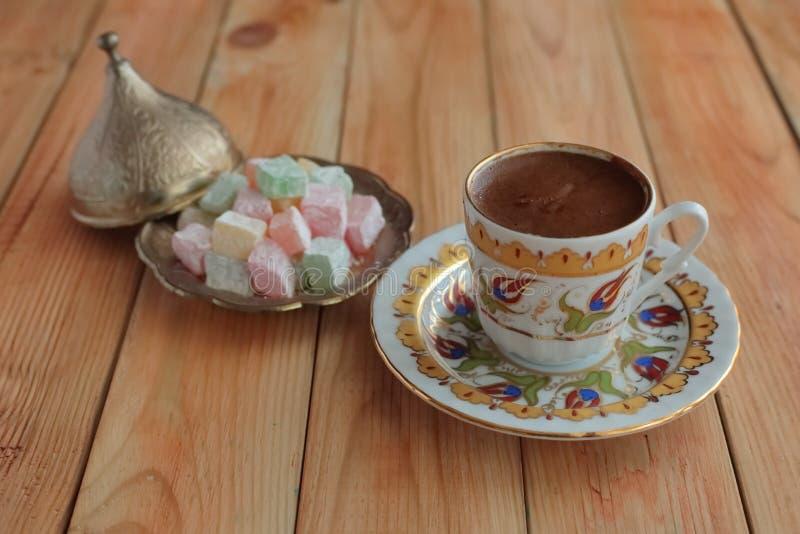 Caffè turco immagine stock