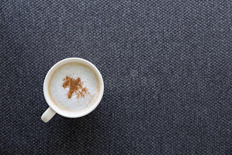 Caff? caldo fotografia stock