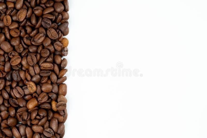 Caff? e chicchi di caff? fotografia stock libera da diritti