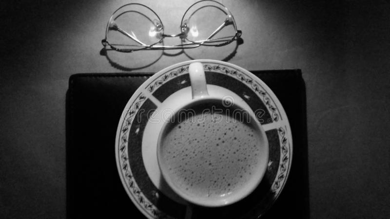 Caff? fotografie stock libere da diritti