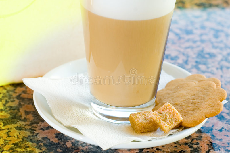 Caffe Latte fotos de stock
