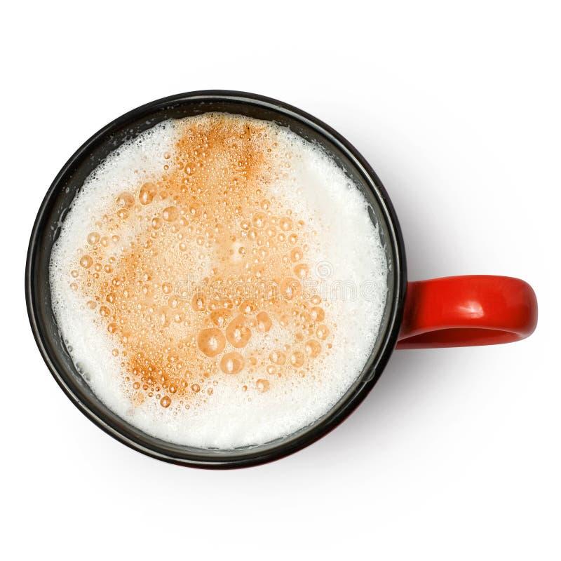 Caffe Latte stockfoto