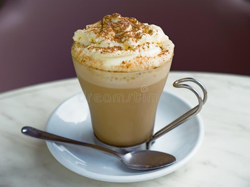 Caffe Latte fotografia de stock royalty free
